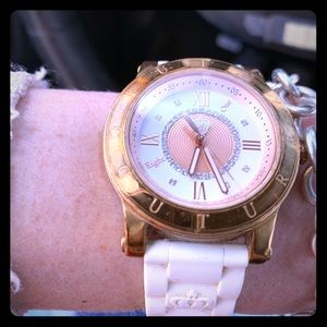 Juicy Couture Watch Soft Band